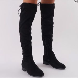 Over the knee boots !